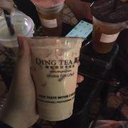 Trà sữa Oolong thạch trắng!