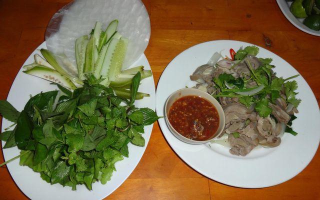 Yên Hồng Quang - Đặc Sản Dê Núi