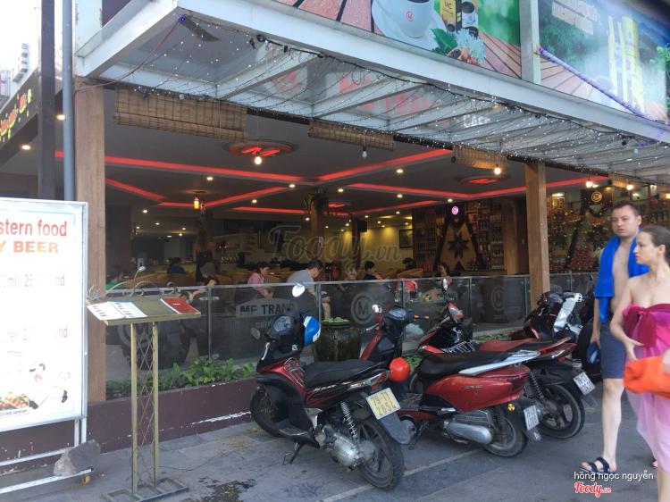 MC Coffee ở Khánh Hoà