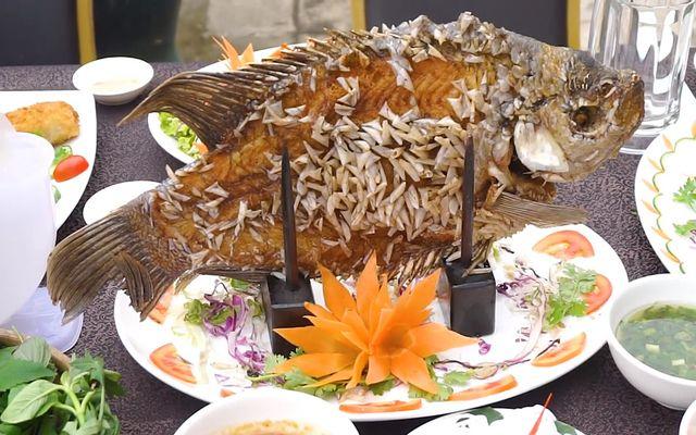 Cù Lao Xanh - Làng Ẩm Thực