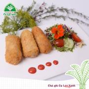 CHẢ GIÒ CÙ LAO XANH   Là một trong những món ăn thể hiện đầy đủ sự tinh tế trong văn hoá ẩm thực Việt và được nhiều người trên thế giới biết đến, chả giò hiện diện trong mâm cơm của nhiều gia đình V