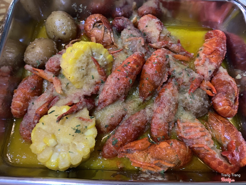 Crawfish 500g