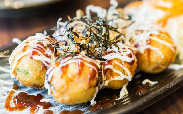Takoyaki Twice