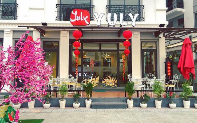 Yuly - Food & Drink - Vincom Xuân Khánh
