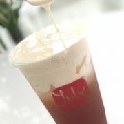 Hồng trà sủi <3