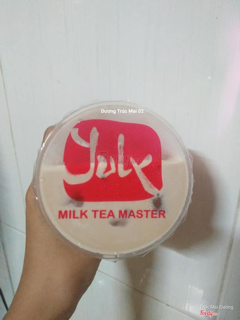 Trà sữa uyên ương