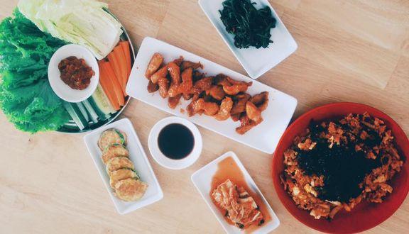 Korea Eats - Ẩm Thực Hàn Quốc