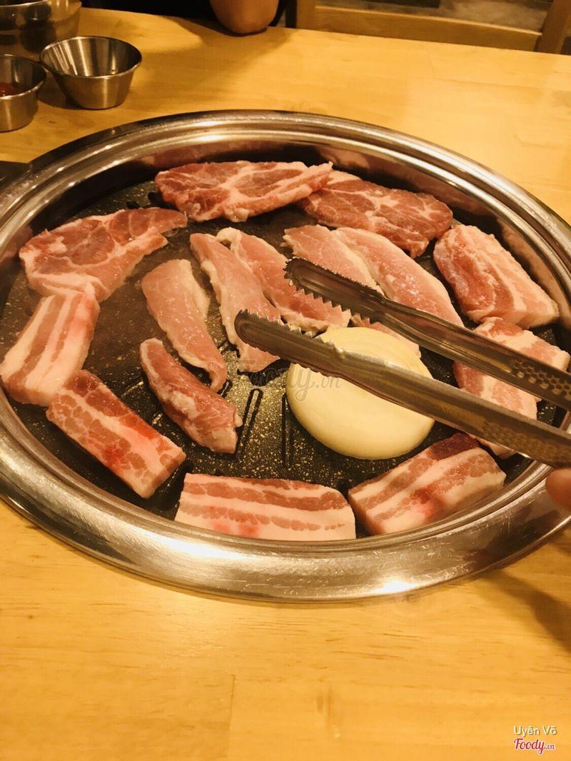 Tâtr cả thịt trong Set 1. Giá 570k/set