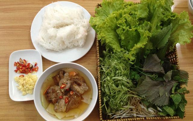 Bún Chả Hà Nội - Phú Quốc