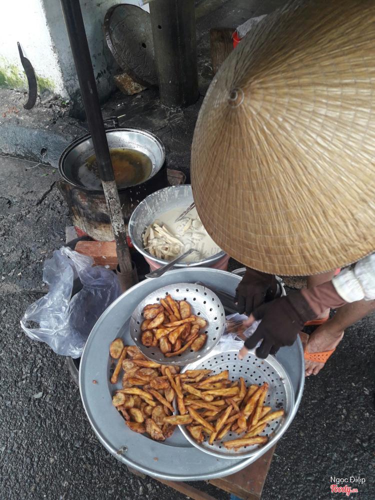 Khoai Lang Chiên & Chuối Chiên ở Khánh Hoà