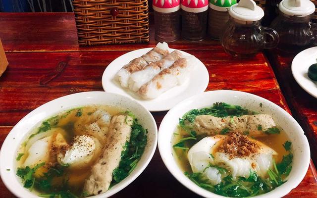 Bánh Cuốn Cao Bằng - Huỳnh Thúc Kháng