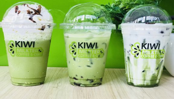 Kiwi Coffee & Milk Tea