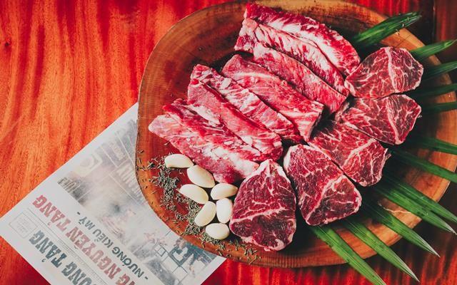 Bò Nướng Tảng - Nguyên Hồng