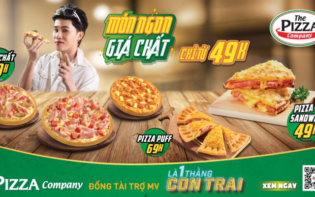 The Pizza Company - Hậu Giang