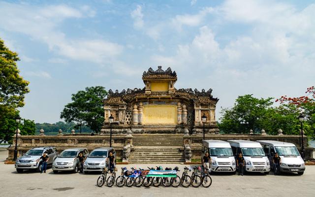 Huế Smile Travel - Cho Thuê Xe Du Lịch