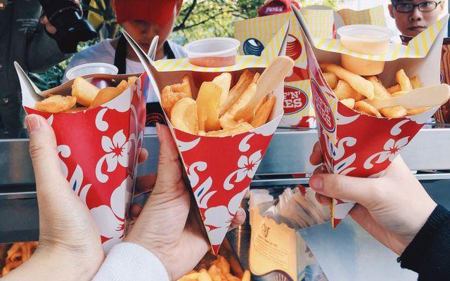 Surf'n' Fries - Best Fries In Town - Lý Thái Tổ