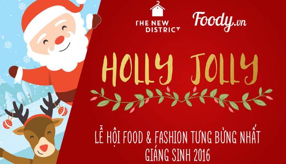 Holly Jolly - Hội Chợ Ẩm Thực