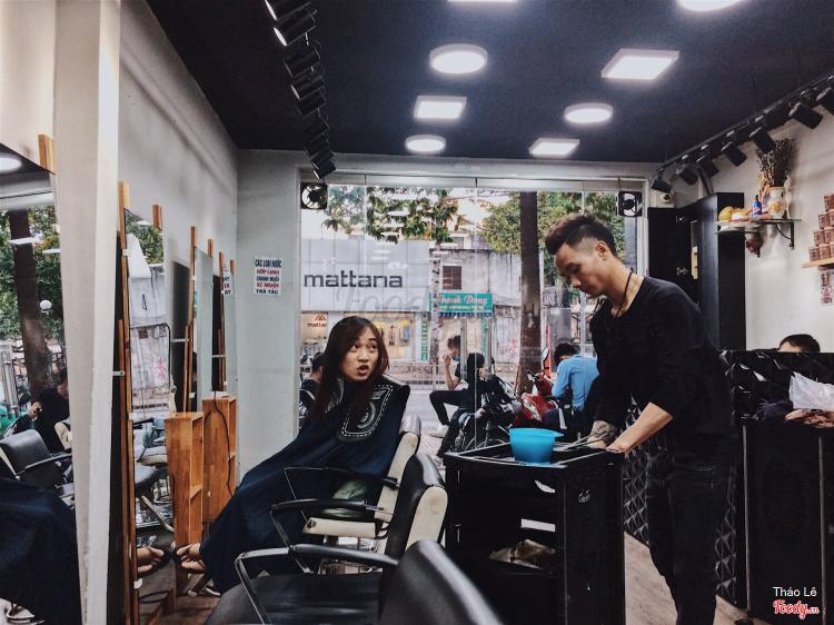 Alex Hair Studio ở TP. HCM