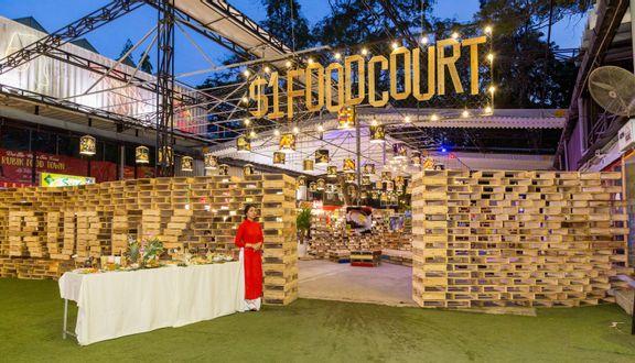 1USD Foodcourt - Rubik Zoo