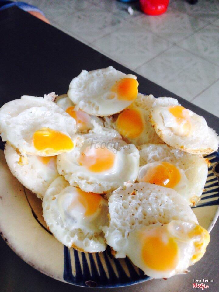 Bánh Căn Nha Trang Buổi Sáng