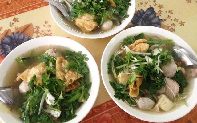Sơn Hà - Mì Vằn Thắn & Sủi Cảo