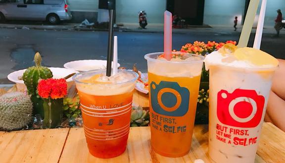 Selfie Tea - Trà Đào Dầm & Trà Sữa