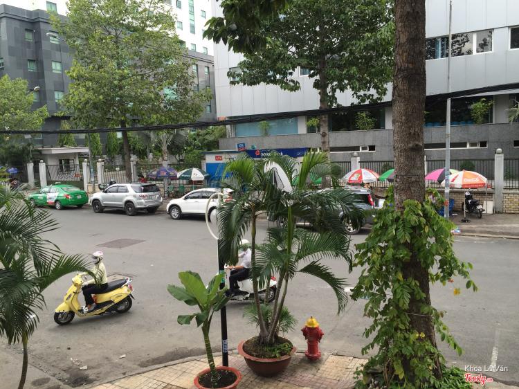 My Ti 2 Hotel ở TP. HCM