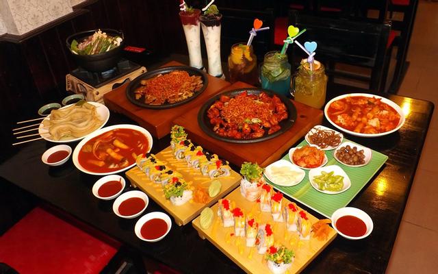 Korean Street Food - Ẩm Thực Đường Phố Hàn Quốc