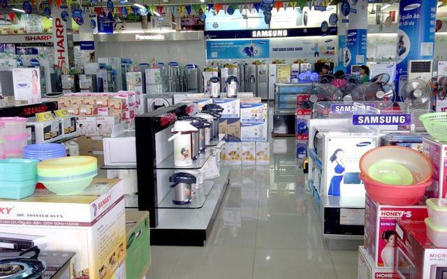Siêu Thị Điện Máy Viettronimex - Quang Trung