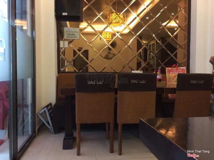 Bali Boutique Hotel - Bùi Viện ở TP. HCM