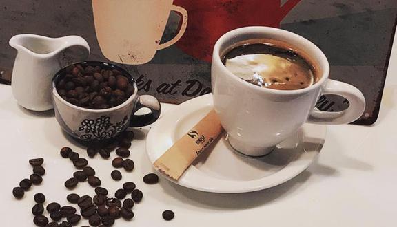 Simple Coffee - Nguyễn Thái Bình