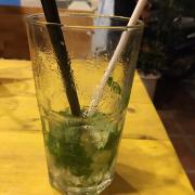 Soda mojito