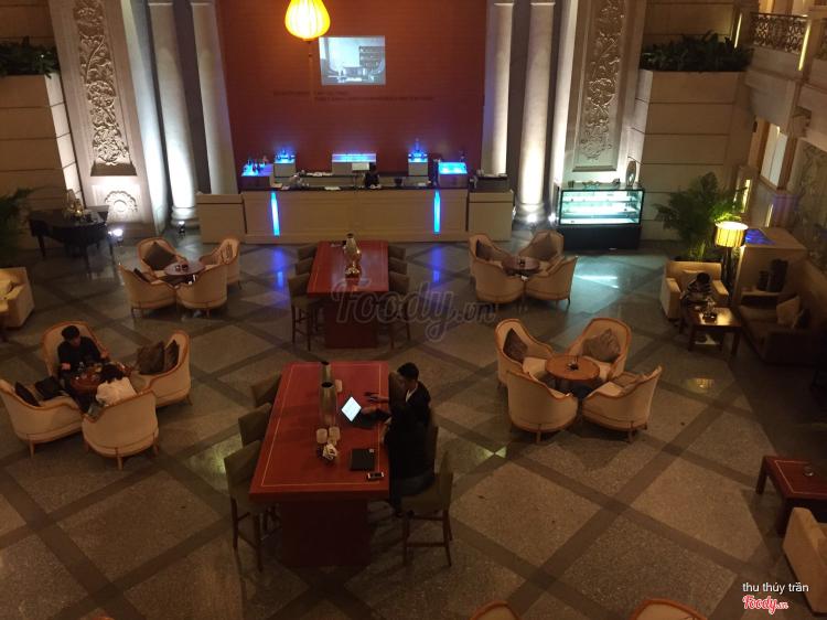 Renaissance Riverside Hotel Saigon ở TP. HCM