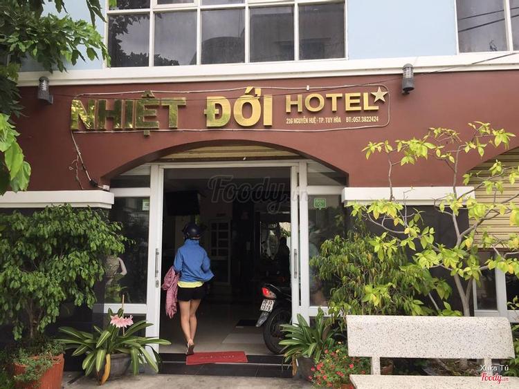 Nhiệt Đới Hotel ở Phú Yên