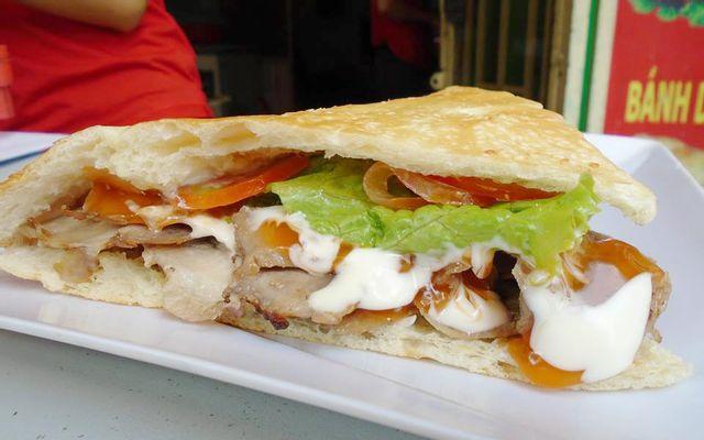 Bánh Mì Đỏ Kebab