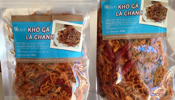 Xanh Food Shop - Lạp Xưởng & Khô Gà Lá Chanh