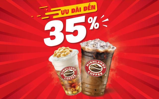 Highlands Coffee - Đại Nội