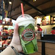 Matcha freeze