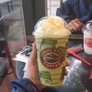 Frezze trà xanh