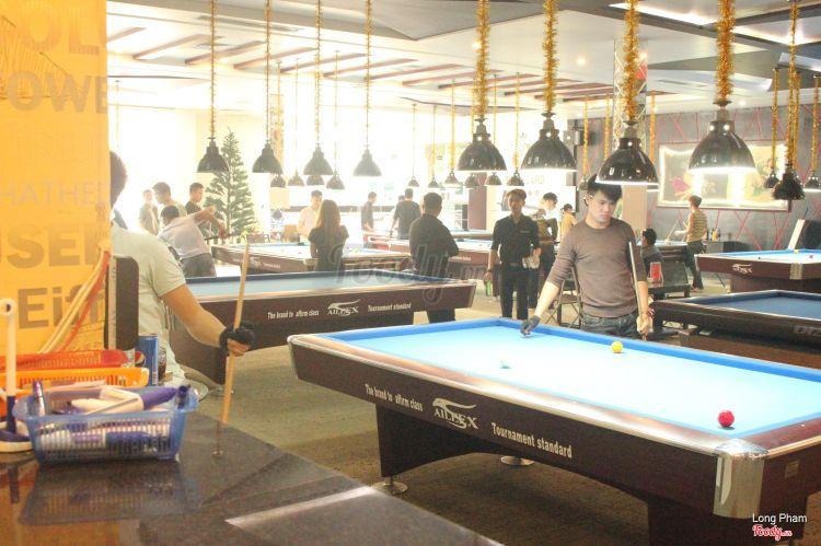 Sapphire Billiards Club - Phan Đình Phùng ở Đà Nẵng