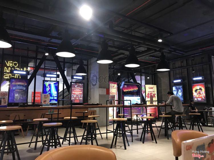 CGV Cinemas - Saigonres Plaza ở TP. HCM