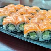 Sushi cá hồi!  giá 110000