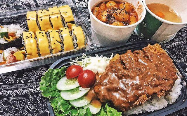 Kim Phan's Food - Đồ Ăn Hàn Quốc Online