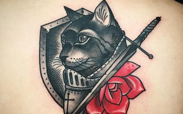 Cọt Tattoo