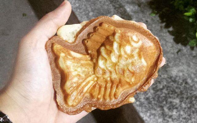 Bánh Cá Taiyaki Nani - Kem Bơ - Nguyễn Hoàng