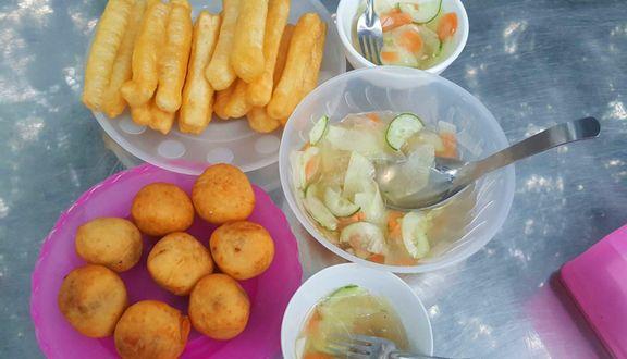 Quẩy Nóng & Bánh Bao Chiên