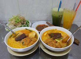 Bún Riêu Gánh Bến Thành - Saigon House