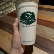 Olong milk tea (L)