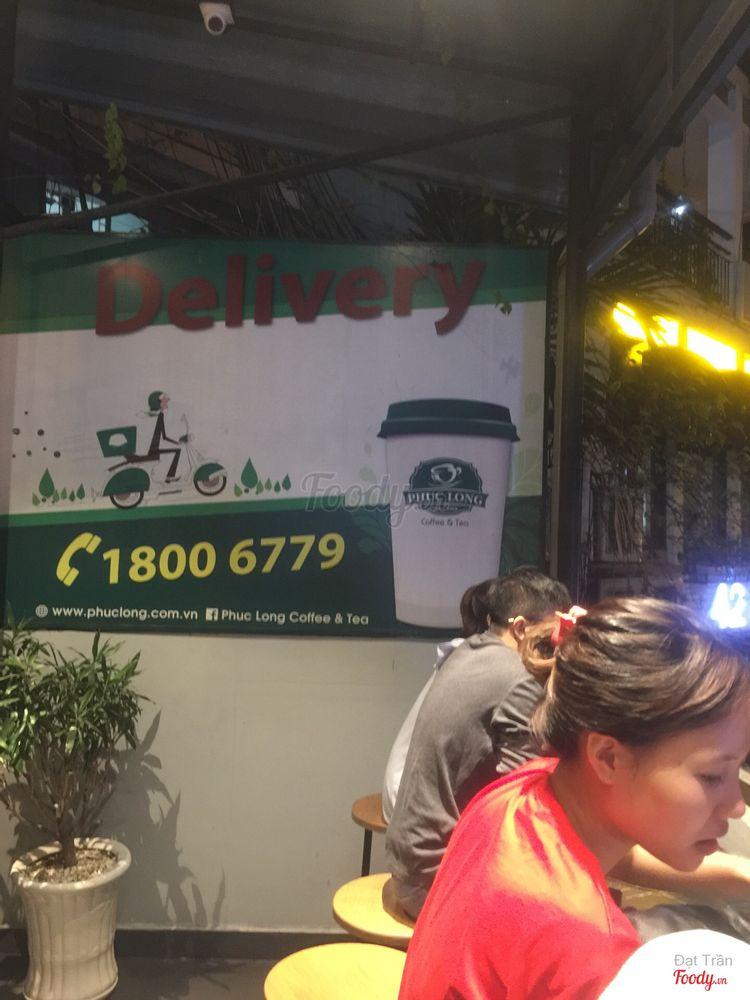 Phúc Long Coffee & Tea House - Trần Cao Vân ở TP. HCM