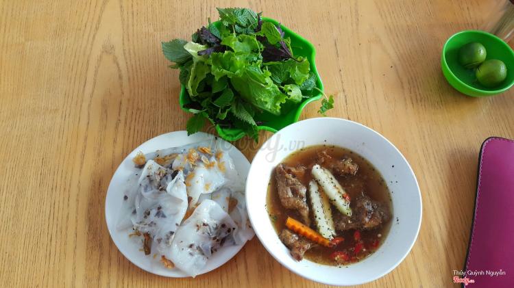 Bánh Cuốn & Bún Thịt Nướng Hải Phòng ở Hà Nội